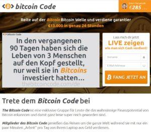 Spam für Bitcoins